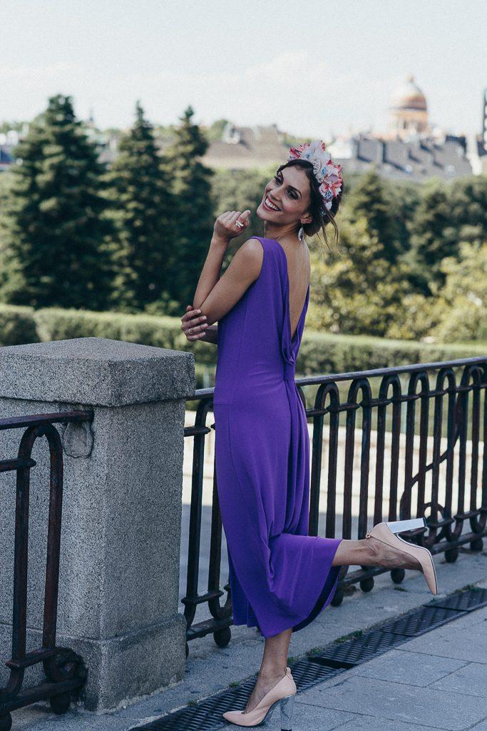 Asombroso Vestidos De Boda De Berenjena Ornamento - Vestido de Novia ...