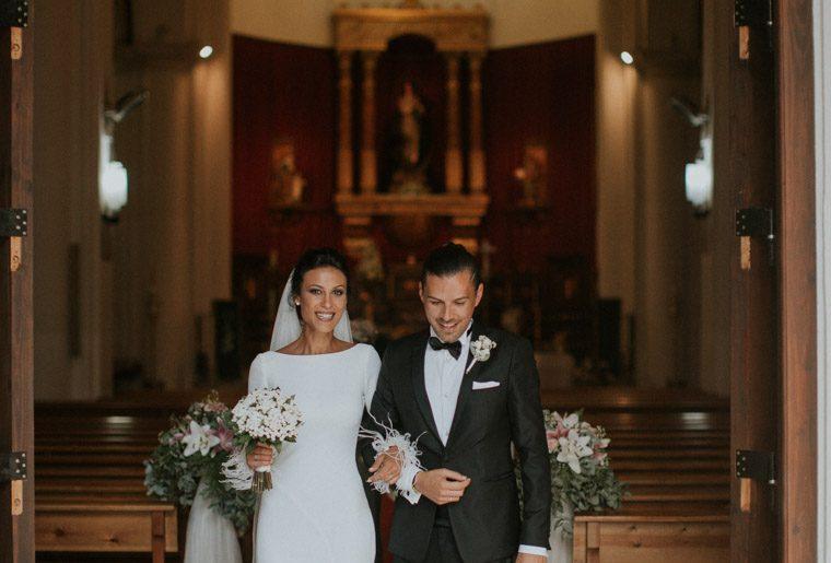 Una elegante boda en el sur